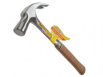 E24C Curved Claw Hammer - Leather Grip 680g (24oz)